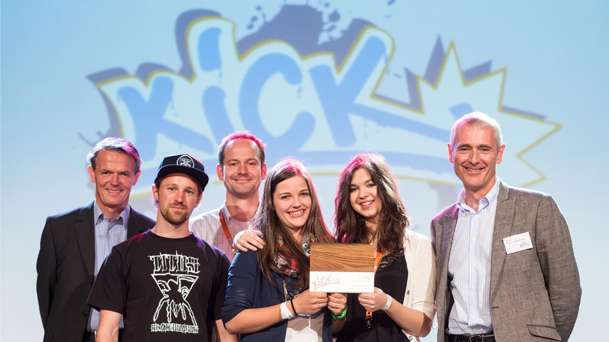 X und Y Design Stadtwerke Muenster Kick Foerderpreis