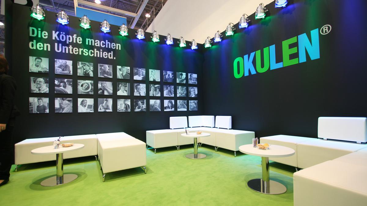 X und Y Design Okulen Messe