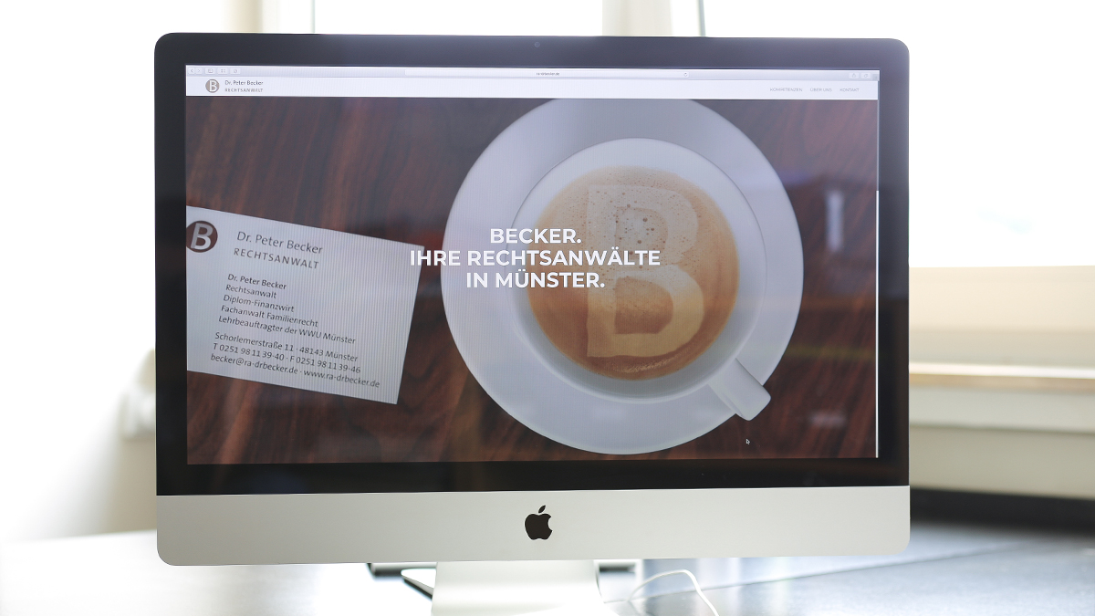 X und Y Design Peter Becker Rechtsanwalt