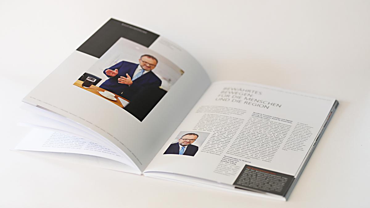 X und Y Design Volksbank Muenster