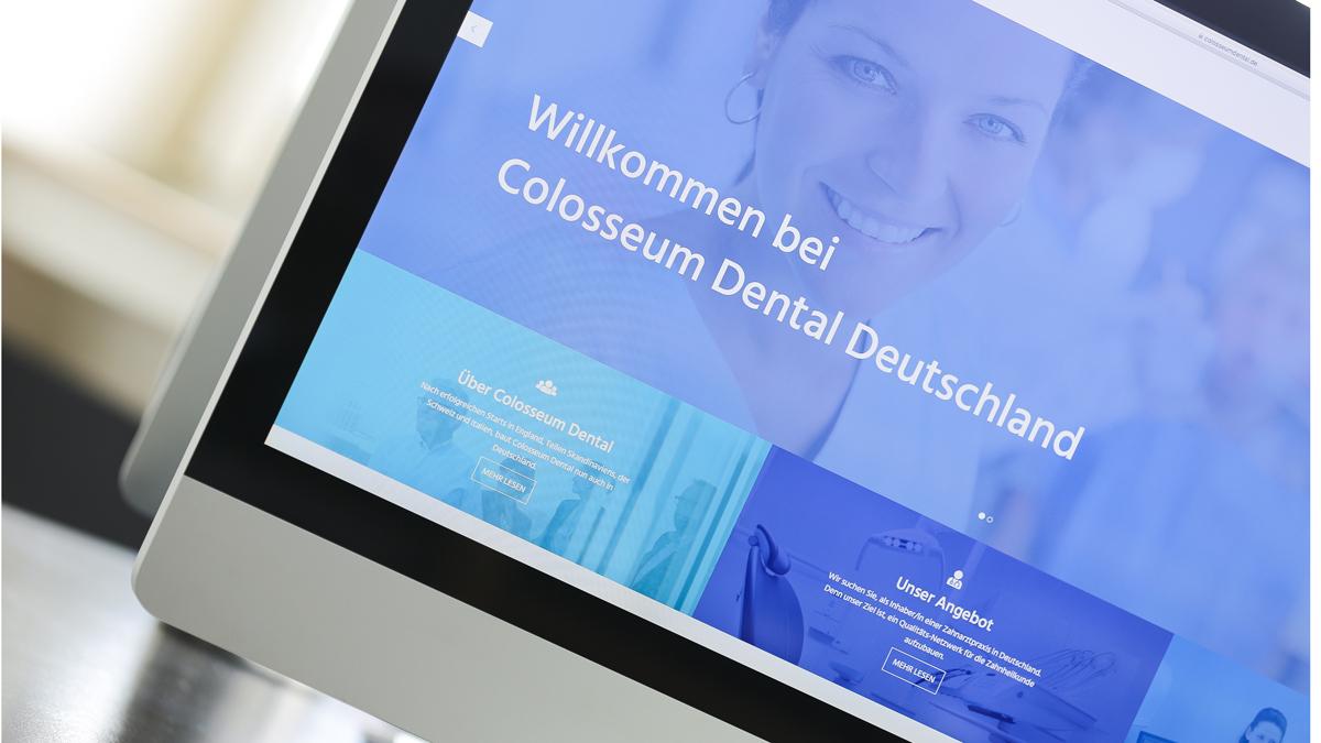 X und Y Design Colusseum Dental Deutschland