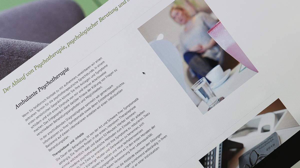 X und Y Design Andrea Langenberg Psychotherapie