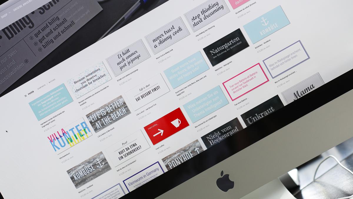 X und Y Design und Kommunikation SchilderSchoen