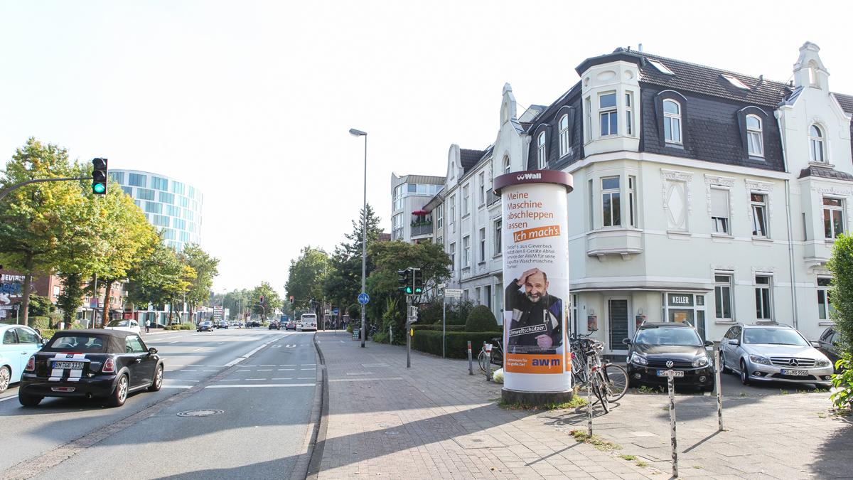 X und Y Design und Kommunikation Abfall Wirtschaftsbetriebe Muenster Buergerkampagne