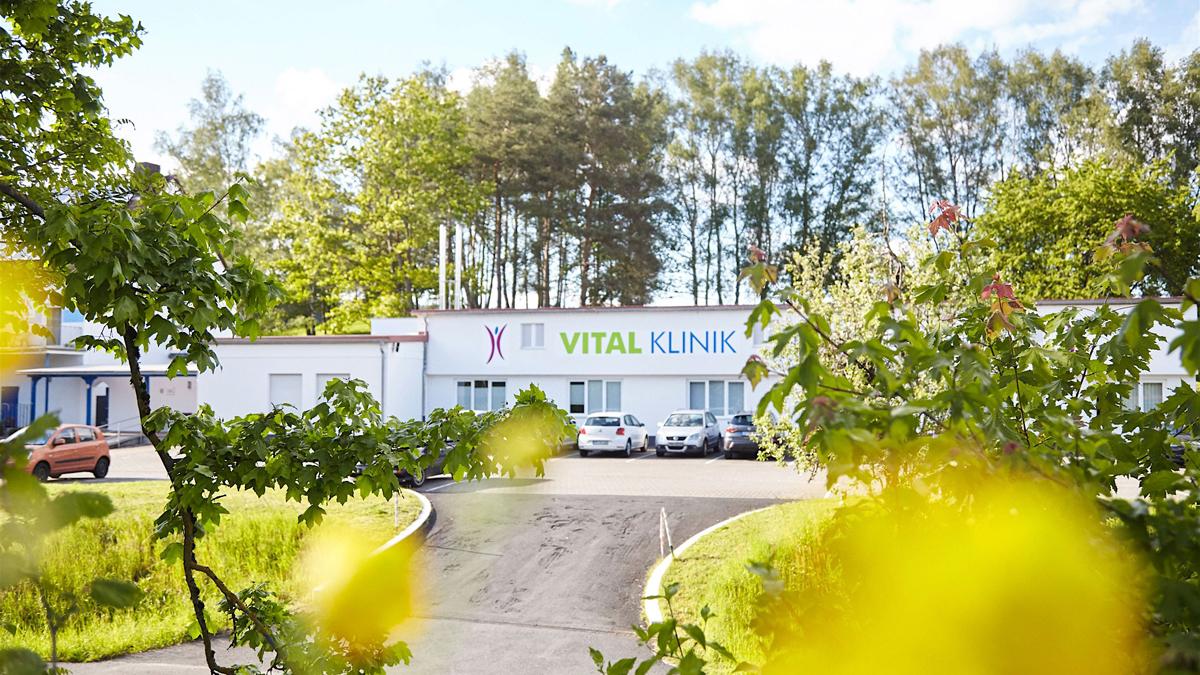 X und Y Design Vital Klinik Alzenau